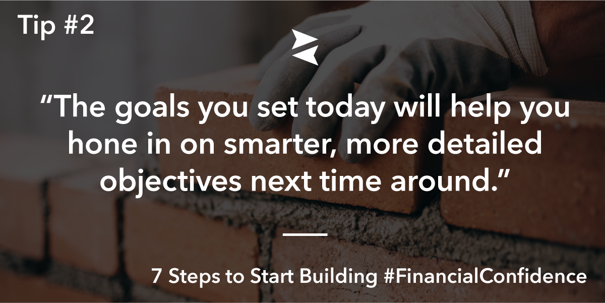 Setting Goals Will Help You Understand Your Business's Financial Performance