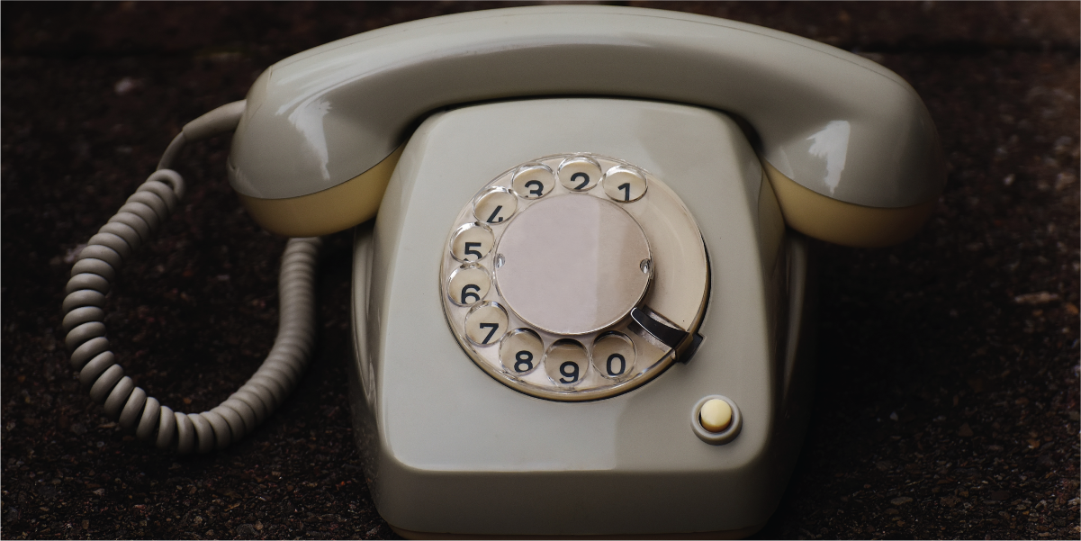 Why can't I write-off my home phone?