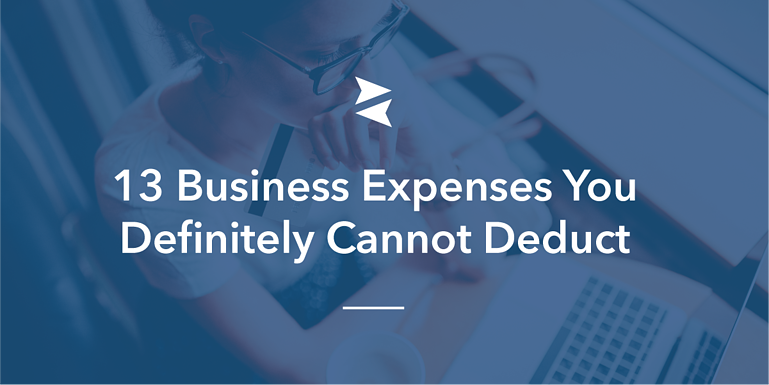 how to write off business expenses in canada