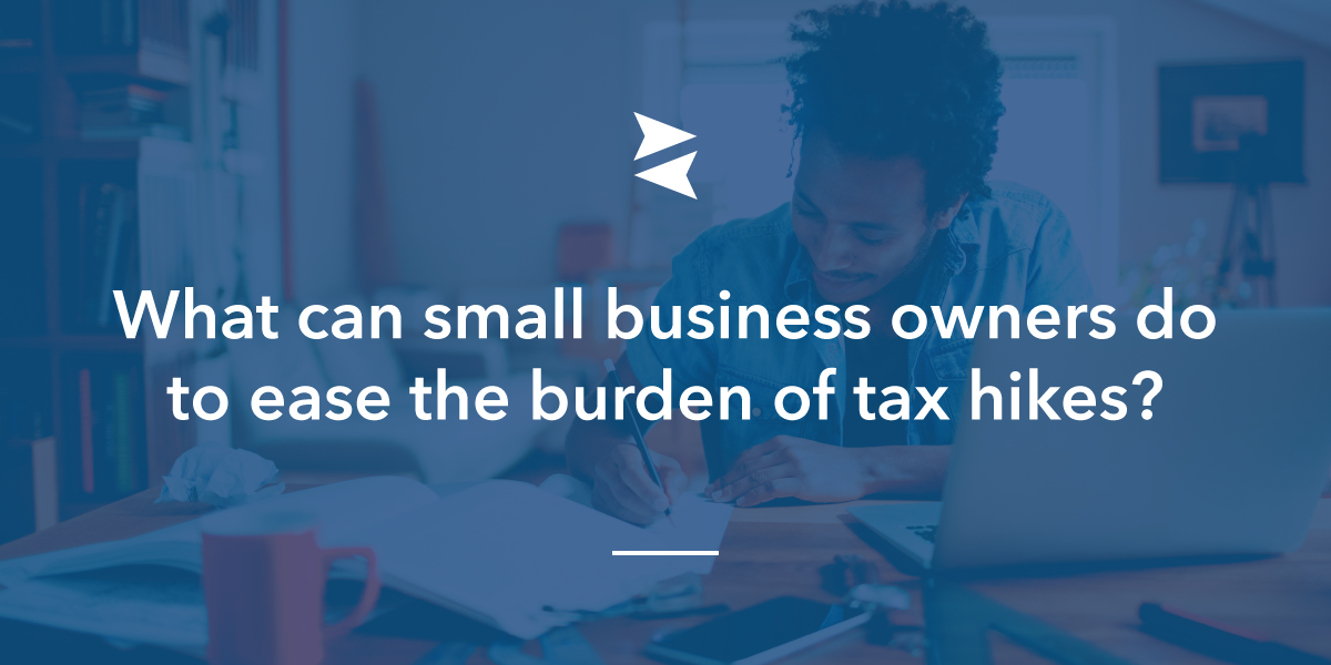 How can small business owners prepare for future rate hikes?
