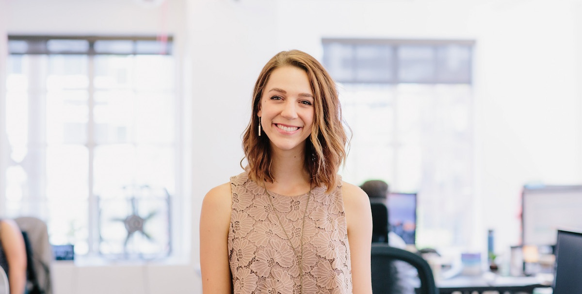Photo of Elise Fajen, Sales Operations Manager at inDinero and Co-Founder and Director of Human Resources at Wind-Blox.