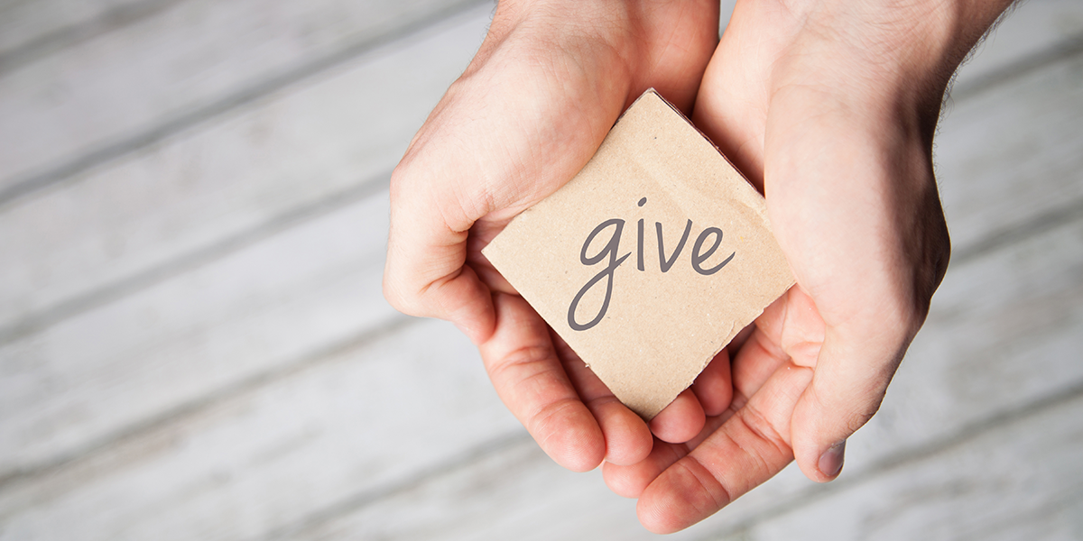 Giving Tuesday Feature Image