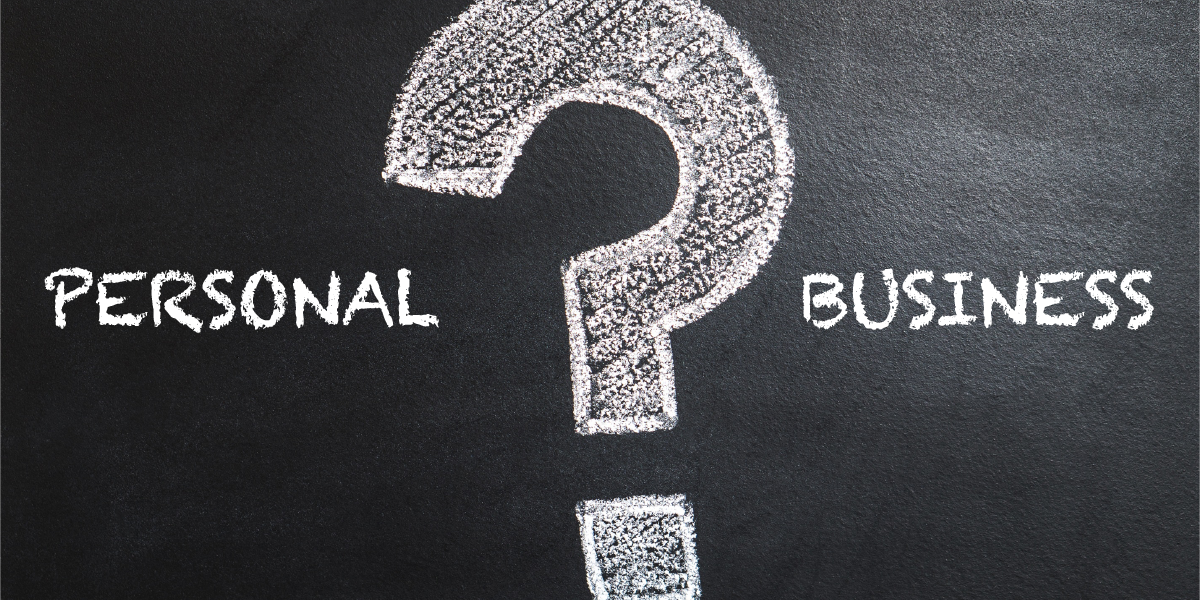 Should I Use Personal Credit or Business Credit To Finance My Startup? | inDinero