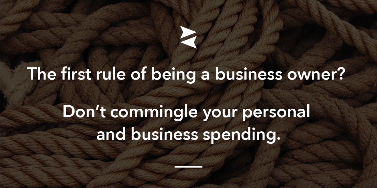 The absolute #1 rule about owning your own business | inDinero