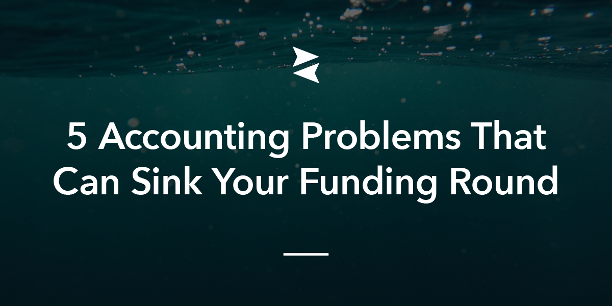 inDinero shares 5 accounting mistakes that sink your funding round fast