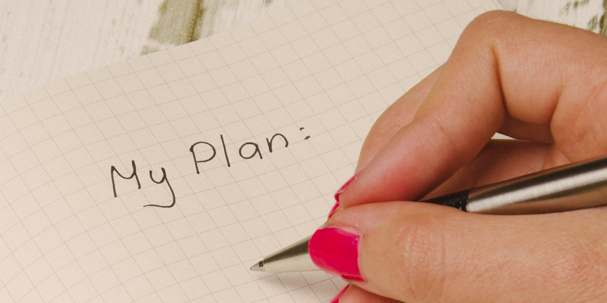 Make a plan for your first steps after getting a business loan