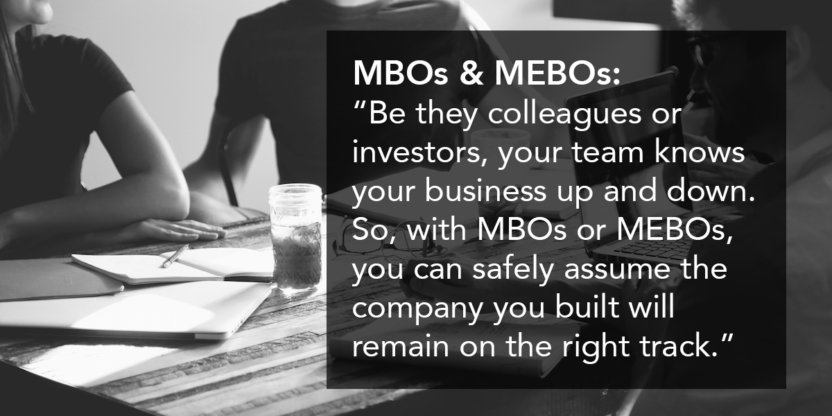 Management and Employee Buyouts