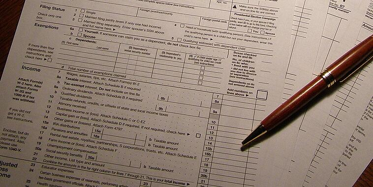 Finding And Filing The Right Forms For Your Business Taxes