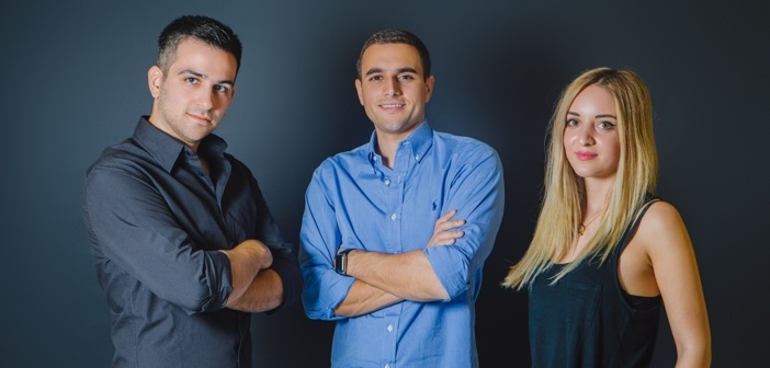 Photo of Gadget Flow founders, Michael, Evan, and Cassie
