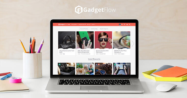Get to know The Gadget Flow