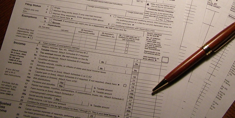Finding the right tax form