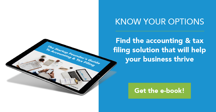 Entrepreneur's Guide to Accounting & Tax Filing